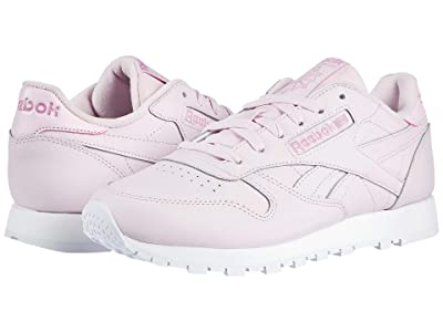 Reebok Lifestyle Classic Leather (Pixel Pink/White/Jasmine Pink) Women