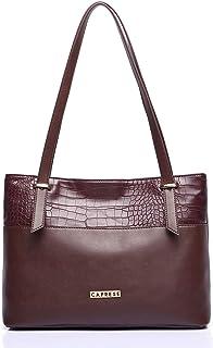 Caprese Women's Tote Bag (Dark Brown)
