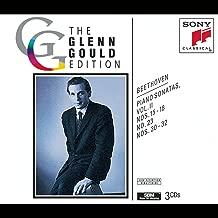 The Glenn Gould Edition: Ludwig Van Beethoven Piano Sonatas, Volume II Nos. 15-18, No. 23, Nos. 30-32