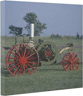 Dobend Gallery Wrapped Canvas International Harvester Mogul 8-16 Tractor Framed Canvas Prints