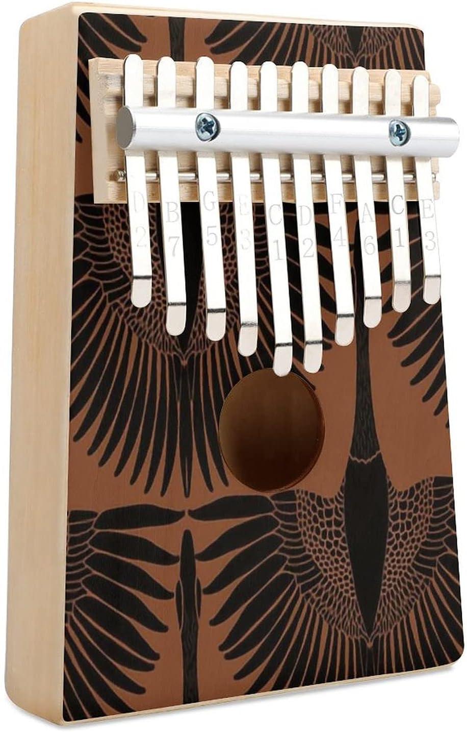 Nene Goose Large Rust Kalimba Thumb Super sale period Gifts limited 10 Mu Finger Piano Key