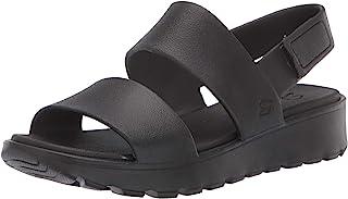 أحذية سكيتشرز فوتسيز - حزام مزدوج مصبوب من الخلف