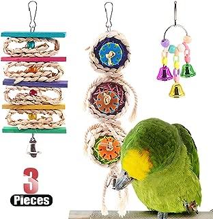 Best small bird toys Reviews
