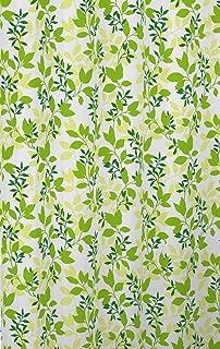 MEIWA 时尚浴帘 130cm宽×178cm长 绿色 サイズ:130cm幅×178cm丈 S-308