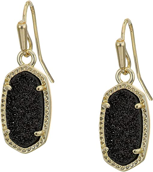 Gold/Black Drusy