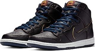 Nike SB Dunk High Pro 'NBA' Black/Black-College Navy Size: 7