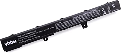 vhbw Li-Polymer Akku 2200mAh 14 4V f r Notebook Laptop Asus X551C X551CA X551CA-0051A2117U X551CA-DH21 X551C-SX014H wie A41N1308 X45Li9C Schätzpreis : 71,89 €