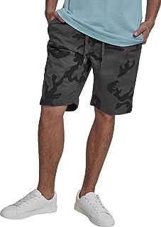Urban Classics Men's Camo Joggshorts Relaxed Shorts