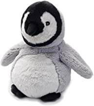 Warmies Plush Heat Up Microwavable Soft Cuddly Toys With A Lavender Scent, Baby Penguin