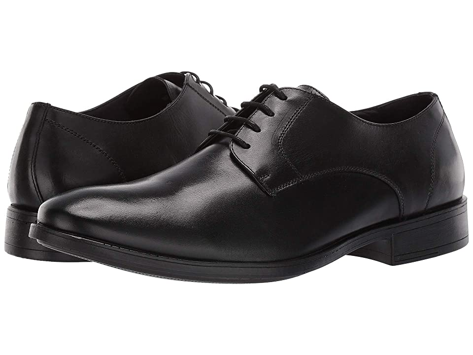 Massimo Matteo 4 Eye Blucher Classic (Black) Men