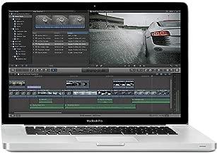Apple MacBook Pro 15in Laptop Intel Quad Core i7 2.6GHz (ME874LL/A) Retina Display, 16GB Memory, 512GB Solid State Drive (Renewed)