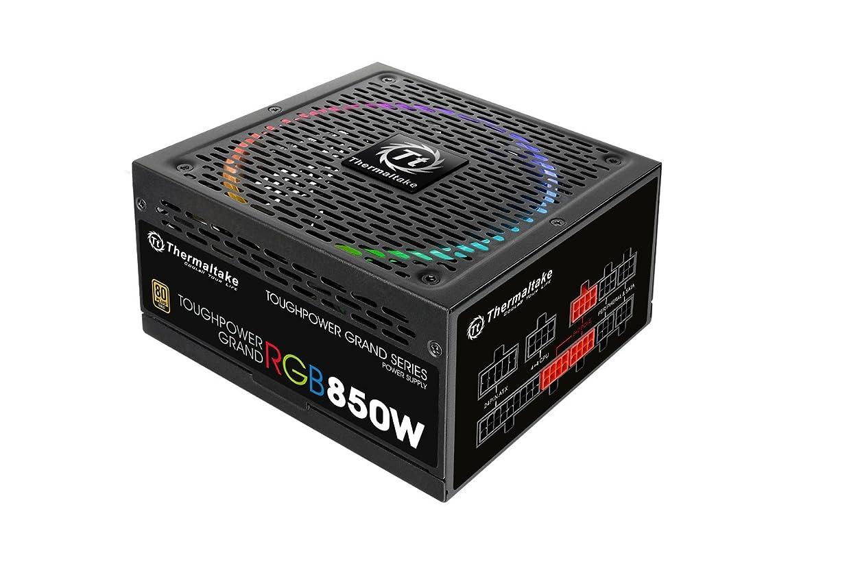 非難みなさん責Thermaltake TOUGHPOWER GRAND RGB -850W -NON DPS- 80+GOLD PC電源ユニット PS673 PS-TPG-0850FPCGJP-R