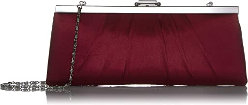 wine clutch handbag