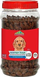 Goodness 80% Fish Grain Free Training Dog Treats - 500 g