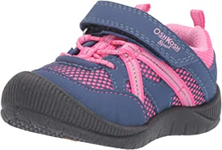 OshKosh B'Gosh Kids Ada Girl's Mesh Athletic Bumptoe Sneaker