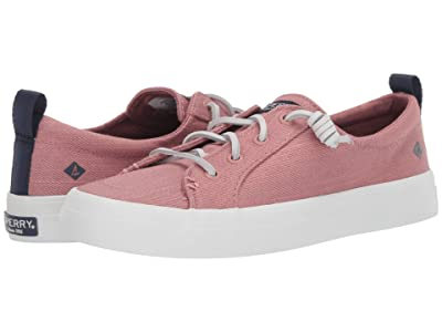 Sperry Crest Vibe Seasonal Twill (Dusty Rose) Women