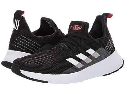 adidas Running Asweego (Core Black/Footwear White/Solar Red) Men