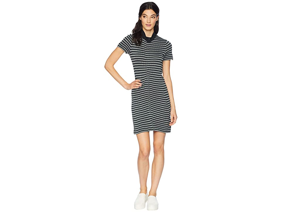RVCA Shaw Dress (Black) Women