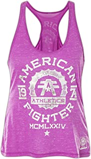 American Fighter Maryland Sleeveless Sport Graphic Fashion Tank Top by Affliction