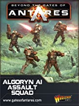 Beyond The Gates Of Antares - Algoryn Ai Assault Aquad - Warlord Games