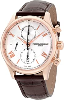 Frederique Constant Horological Smartwatch Automatic Movement Silver Dial Men's Watch FC-392MV5B4