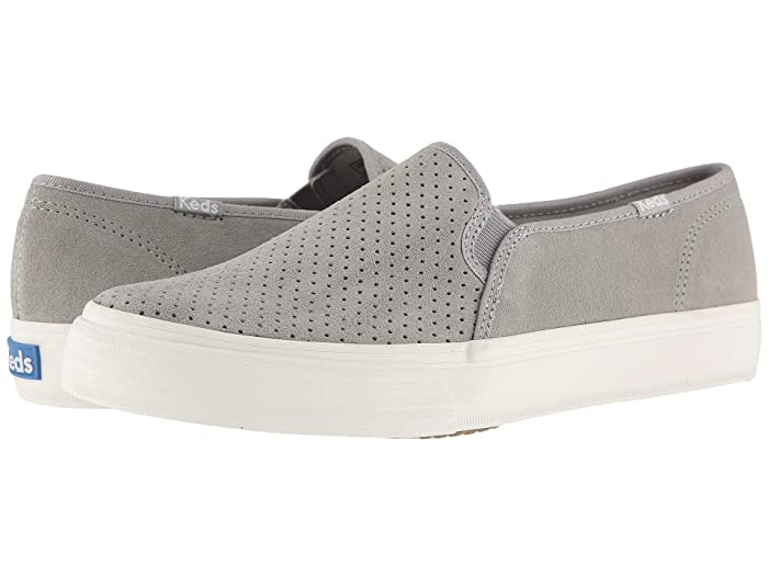 95dccd4d8 Keds Double Decker Perf Suede | Zappos.com