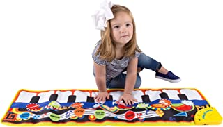 Step Piano Mat for Kids, Keyboard Mat with Musical Keys, Ins