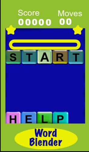 Word Blender - 5 Letter Word Scramble Game