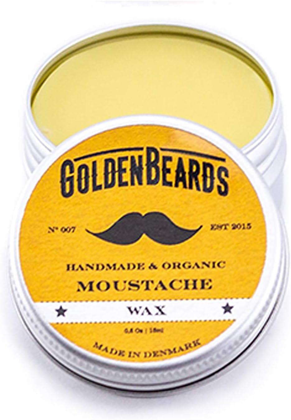 Cera per baffi Golden Beards