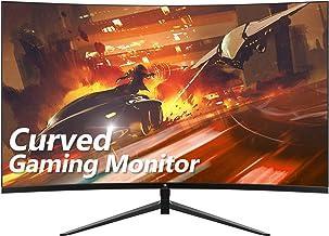 $249 » Z-Edge UG27 27-inch Curved Gaming Monitor 16:9 1920x1080 165/144Hz 1ms Frameless LED Gaming Monitor, AMD Freesync Premium ...