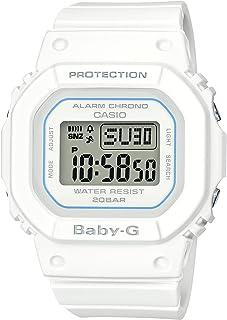 [カシオ] 腕時計 ベビージー BGD-560-7JF レディース ホワイト