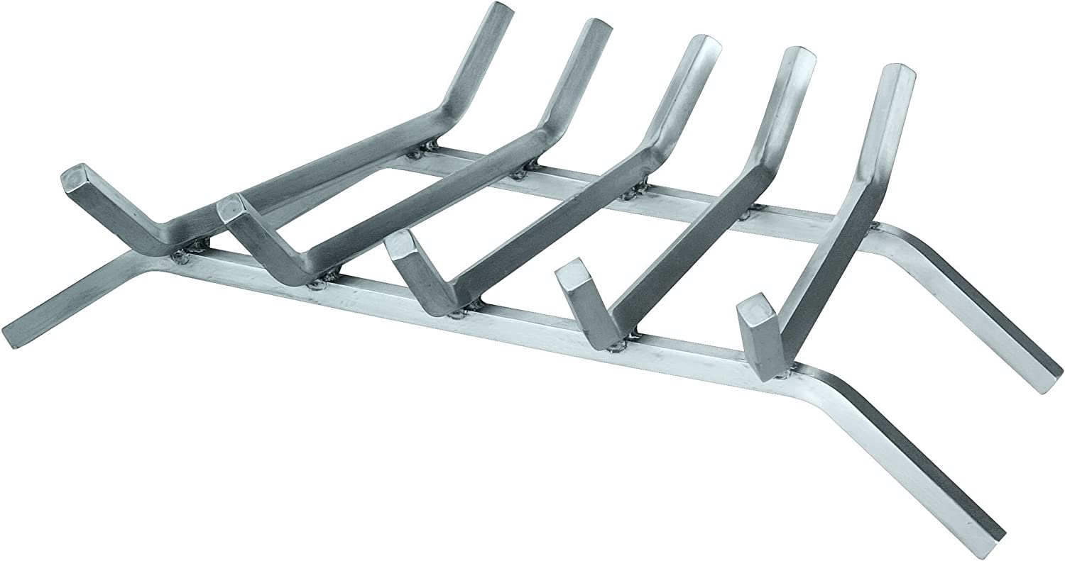 Uniflame C-7723 23 Max 81% OFF Popular product in. 7-Bar Grate Stainless 304 Bar Steel