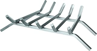 Uniflame, C-7723, 23 in. 7-Bar 304 Stainless Steel Bar Grate