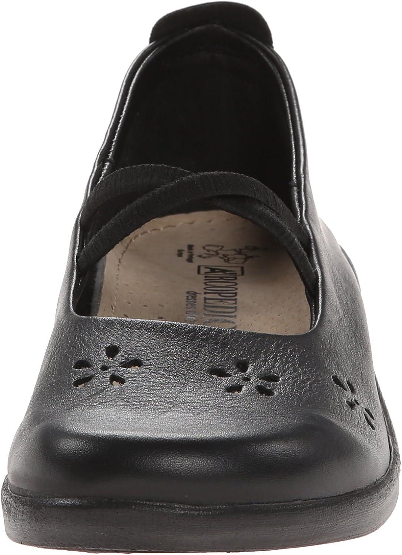 Arcopedico Leather Flower Shoe