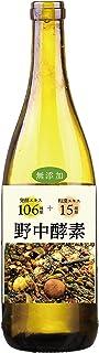 【無添加】酵素ドリンク 医師監修 野中酵素720ml 断食 ダイエット ファスティング 黒糖醸造法 15種類の和漢エキス