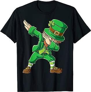 dabbing leprechaun shirt