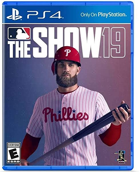 MLB The Show 19 PS4 Free Clinique Skincare Gift