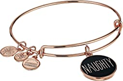 Words are Powerful - Naughty Or Nice Bangle