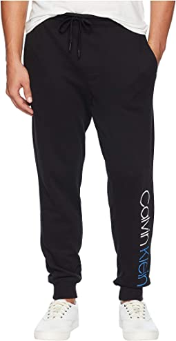 Bold Accents Lounge Zip-Up Jogger