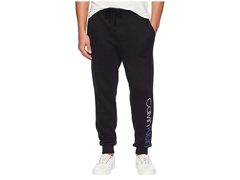 Calvin Klein Underwear - Calvin Klein Underwear Bold Accents Lounge Zip-Up Jogger