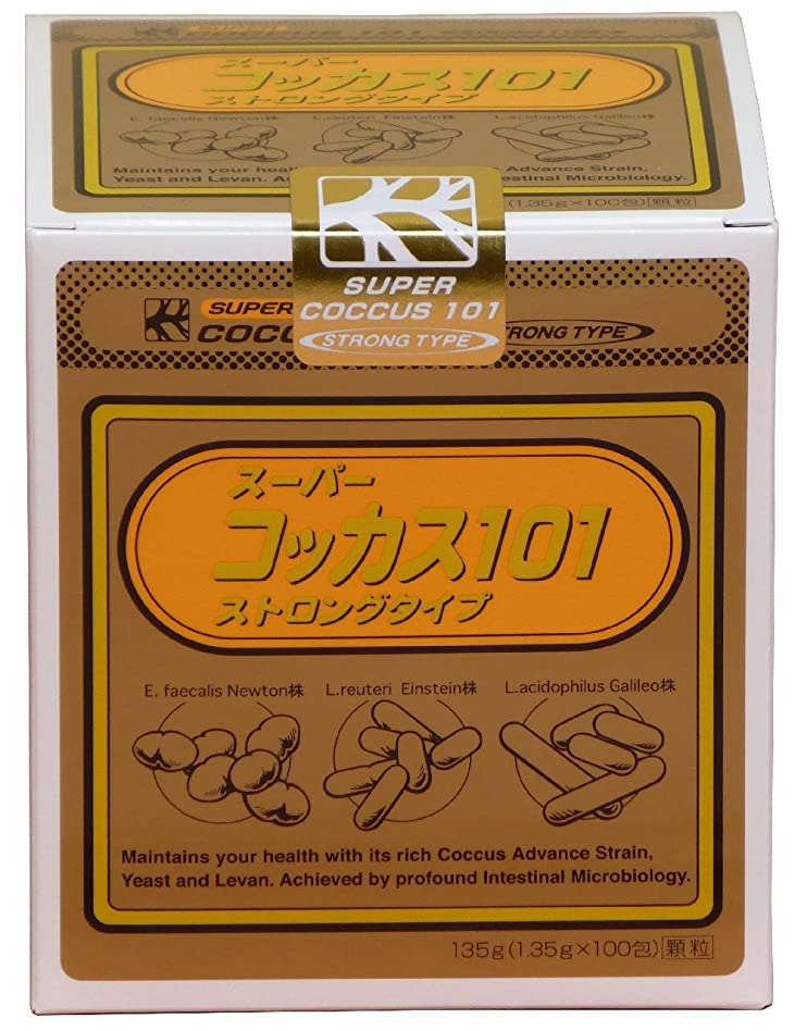 エチケット苗アシストスーパーコッカス101ストロングタイプ1缶