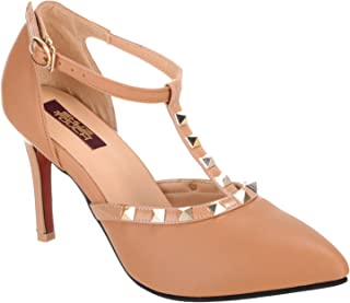 Shuz Touch TAN Belly Shoes