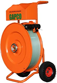 GAPCO Deluxe Steel / Poly Heavy Duty Strapping / Banding Dispenser