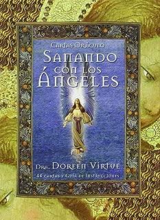 Sanando con los ángeles : cartas oráculo