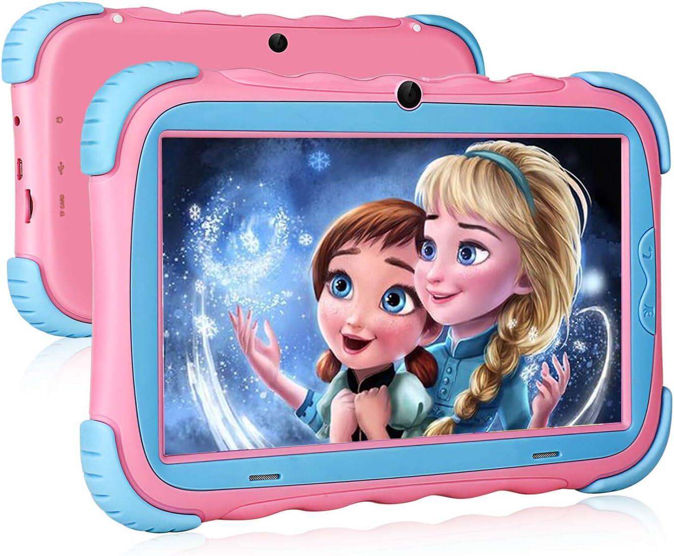 Kids Genuine Tablet 7 inch IPS Display 1G Installed Pre 16GB Wi Max 87% OFF iWAWA