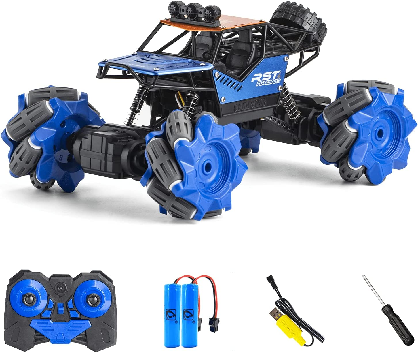 Le-Hoki Super beauty product New sales restock quality top Remote Control Car for Boys 1:16 All 4W RC Terrain