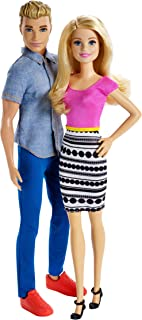 Barbie & Ken Doll 2 Pack