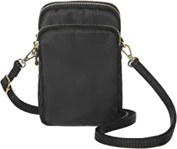 MINICAT Nylon Small Crossbody Bags Cell Phone Purse Smartphone Wallet For Women