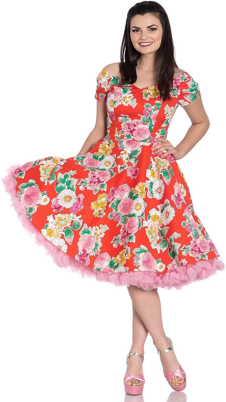 Hell Bunny Marguerita 50s Dress