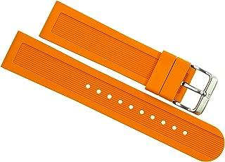 Victorinox Swiss Army Dive Master 500 Orange Genuine Rubber Strap Diver Watch Band 22mm